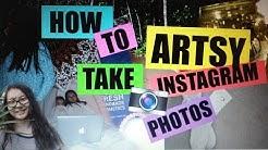 HOW TO TAKE ARTSY INSTAGRAM PHOTOS // Grace Park