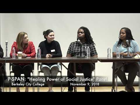 P-SPAN #656-A: Panel on Mental Health, at Berkeley City College, pt 1