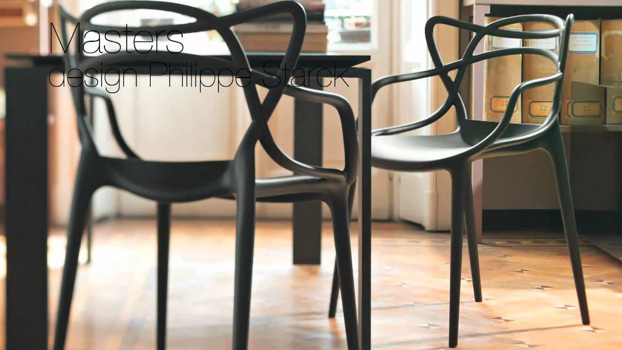 Sedia kartell masters verde kartell masters stool sgabello 50x99cm