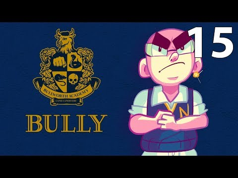 Northernlion Plays: Bully! Episode 15 Twitch VOD