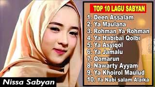 Gambar cover NISSA SABYAN ALBUM 2018 Lagu Sholawat Merdu Terbaru 2018 JOSS