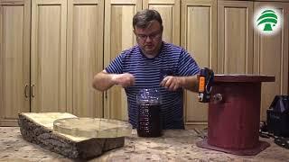 Стабилизация древесины (часть 2)