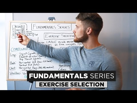 What Are The Best Exercises for Muscle and Strength? | Fundamentals Series Ep. 4