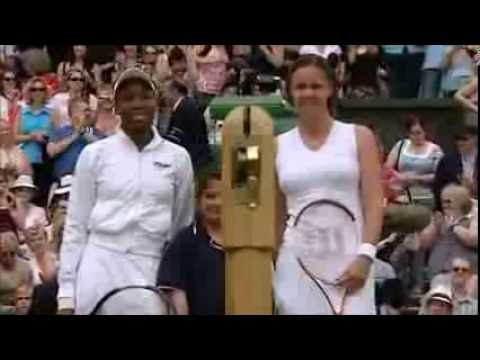 Venus Williams vs  Lindsay Davenport - 2005 Wimbledon Championships Finals