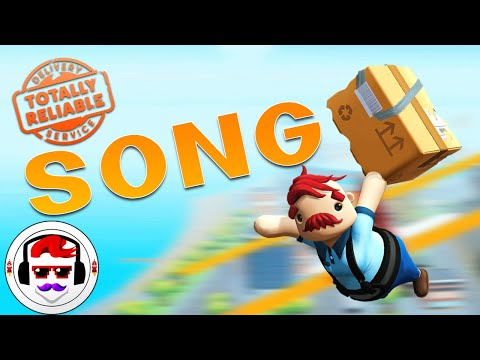 "Totally Reliable Delivery Service Song ""Totally Reliable"" by Rockit Gaming & Bonecage"