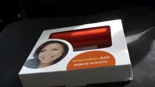 Rachel Ray Bench Scrape: Product Package Information View