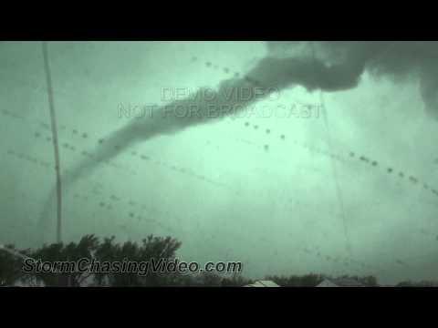 5/19/2013 Viola, KS Rope Tornado