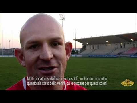Intervista Hendro Scholtz per RovigoOggi.it<br><br...