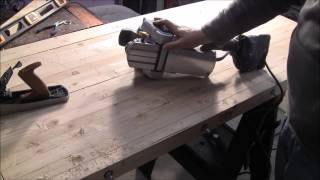 Diy Butcher Block Workbench