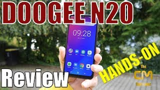 Doogee N20 Test : Budget Quad-Cam Smartphone - Hands-on (Deutsch - e...