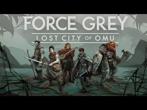 Episode 8 - Force Grey: Lost City of Omu