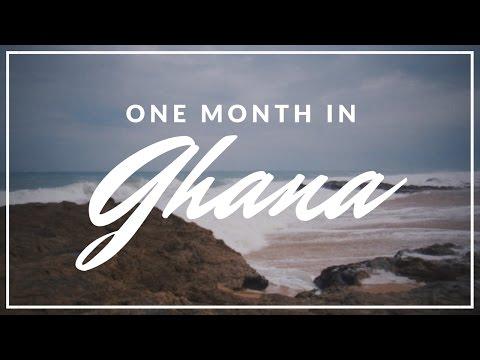 Ghana 2016 | Travel Diary