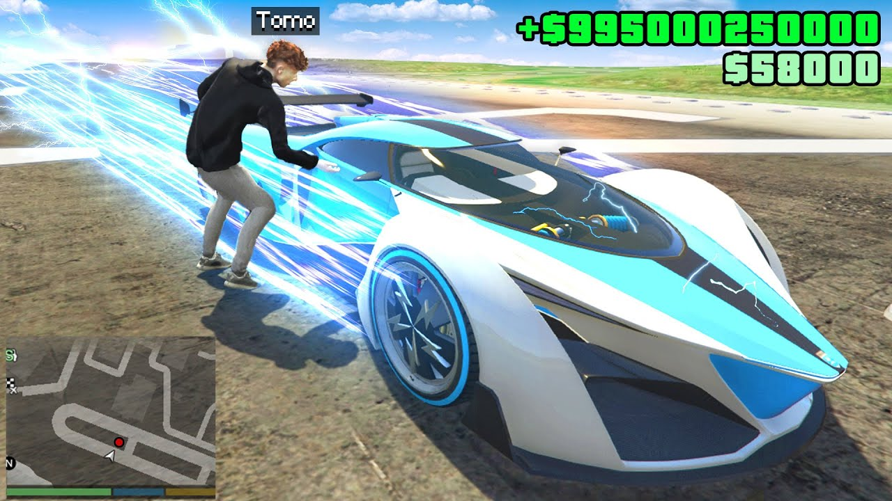 Stealing The WORLD'S FASTEST SUPERCAR In GTA 5.. (Mods)