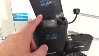 Cullmann CUlight PP 4500 flitser batterijpack