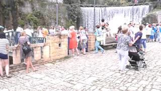Абхазия   Новый Афон возле водопада 2(Абхазия Новый Афон возле водопада 2 Видео по теме Абхазии:Абхазия,новый афон,абхазия 2015,отдых в абхазии,се..., 2015-07-24T04:48:22.000Z)