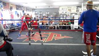 Karim Mayfield vs. Manny Pacquiao (Sparring)