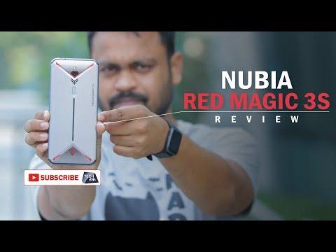 Nubia RED MAGIC 3s : बजट गेमिंग स्मार्टफोन | Review | Tech Tak