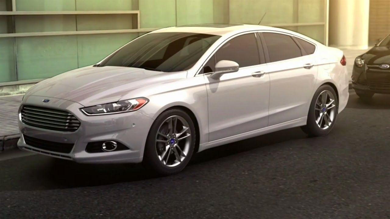 2015 Ford Fusion   Interior And Exterior Design   YouTube Nice Look