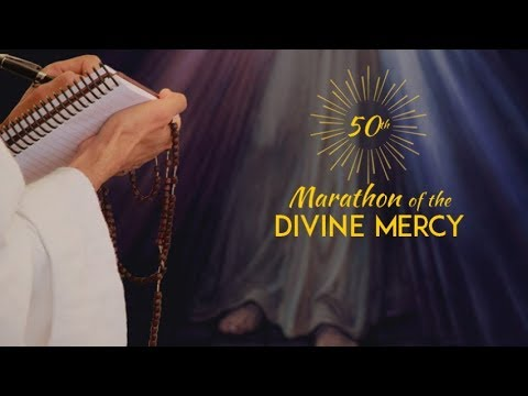 50th Marathon of the Divine Mercy - September 06, 2017 (Part 1)