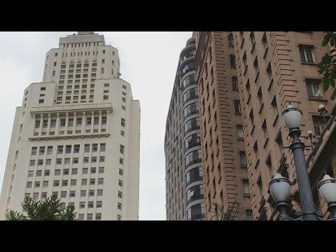 São Paulo VLOG - Sé and Martinelli Building