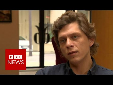 Paris attacks: Antoine Leiris says his grief is precious - BBC News