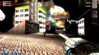 Alien Arena PC Gameplay