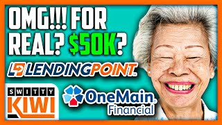 Top 5 BadCredit, GuaranteedApproval Loans for Large Amounts (Up to $50K, 72 Mths)  CREDIT S2•E58