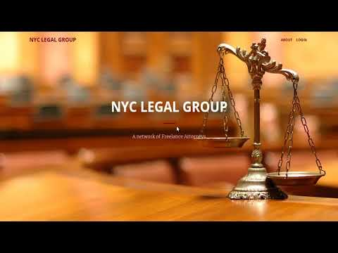 The Legal Group System - A Network of Freelance Attorneys