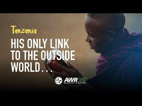 AWR360° Tanzania – Maasai Boy