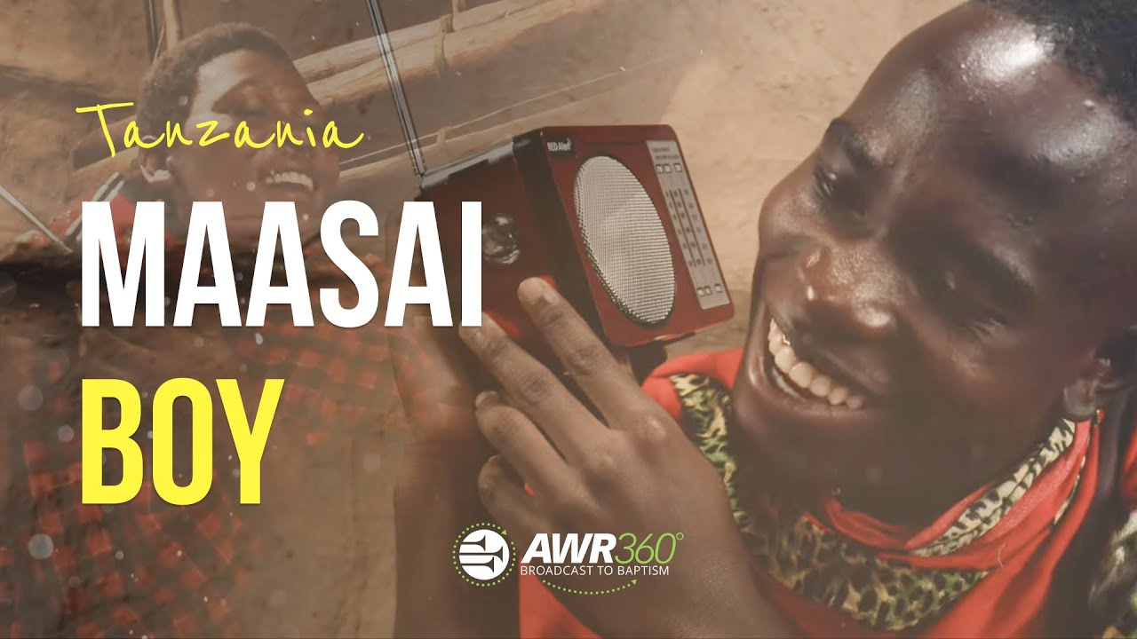 video thumbnail for AWR360° Tanzania – Maasai Boy