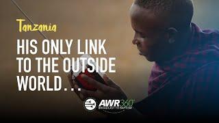 video thumbnail for AWR360° Tanzania – Maasai Boy