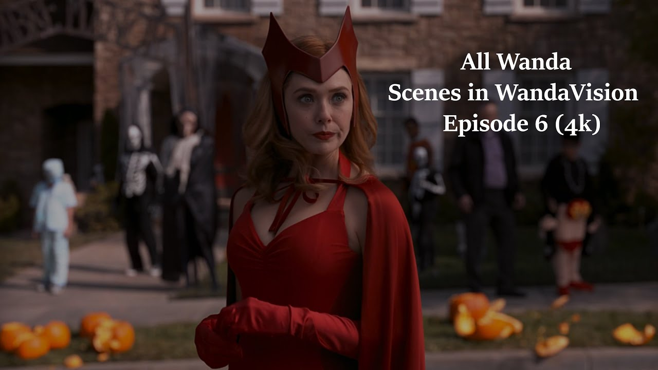 Download All Wanda Scenes | WandaVision Episode 6 (4K ULTRA HD) MEGA Link