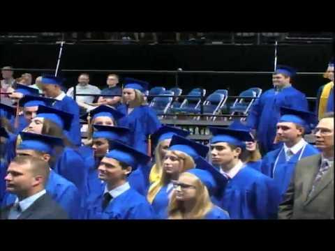 2017 Carroll High School Graduation