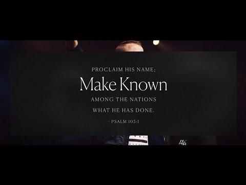 Make Known