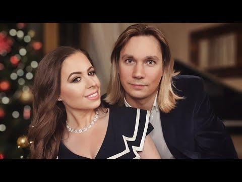 олег лоза с женой