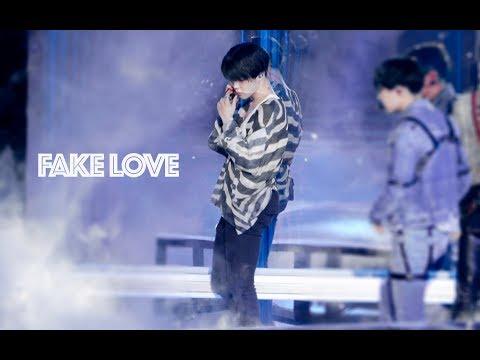 [4k] 180520 BBMAs 2018 'Fake Love' Jimin focus fancam