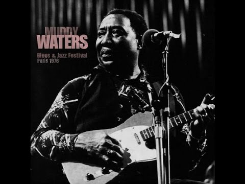 Muddy Waters -  Maison De Radio, Paris, France 1976