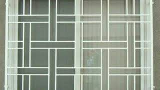 modern strong safety window grill designs for modern homes(part-6)