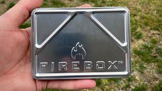 FireBox Stove Nano - Haฑds Down the best Stove