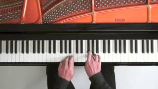 Unknotting Bach Goldberg Variations - Var.27