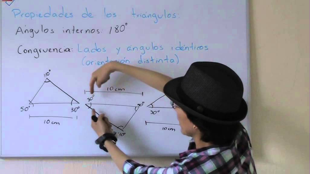 Congruencia de dos triángulos