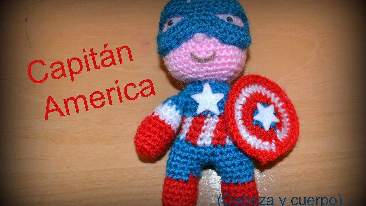 Mini Captain America Crochet Shield! by jenny3793 on DeviantArt | 720x1280