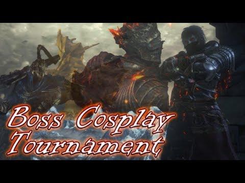Dark Souls 3 - Boss Cosplay Tournament Announcement