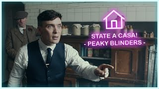 STATE A CASA! - PEAKY BLINDERS feat Simone D'Andrea