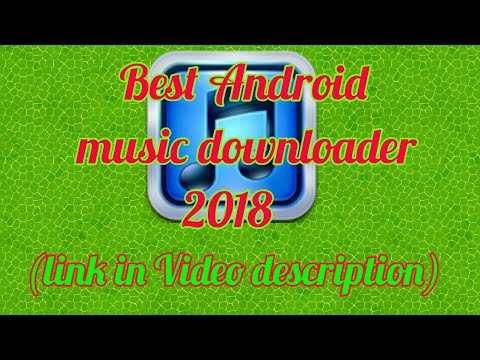 Best Android music downloader 2018(link in Video description)