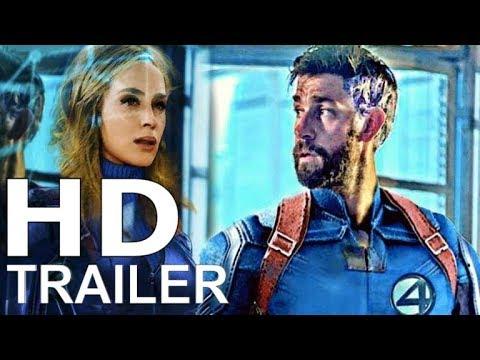 Marvel's FANTASTIC FOUR Teaser Trailer Concept [HD]