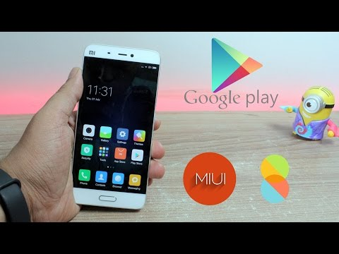 Install Play Store and Google Play Services on MIUI 8: Easiest Working Method
