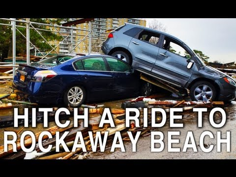 Hitch a Ride to Rockaway Beach