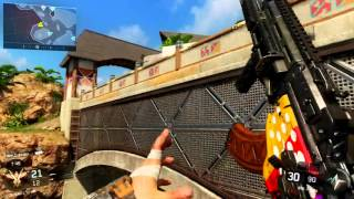 CoD Black Ops 3 Multiplayer Gameplay - Team Deathmatch ARK-7 Assault Rifle [1080p 60fps]