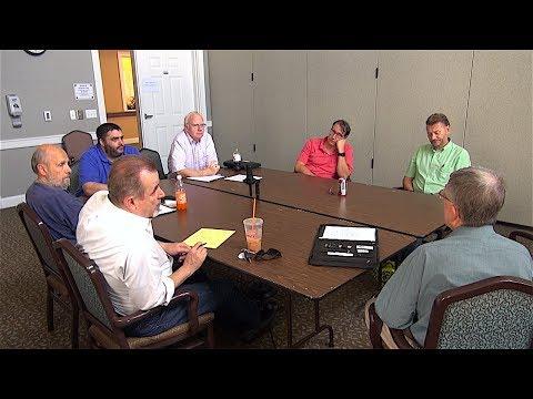 Carroll County NH Delegation MVC 9/15/17